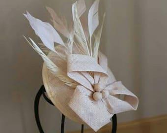 Bibi ceremony sisal and linen