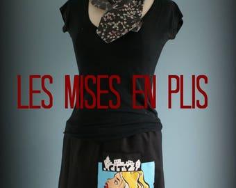 Skirt Pop Art size 40