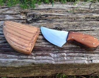Hand Forged Skinning Knife
