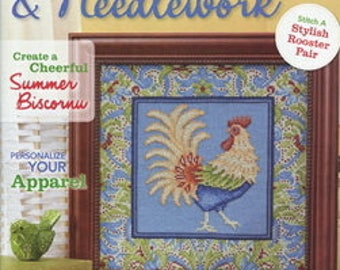 Cross-Stitch & Needlework July 2013