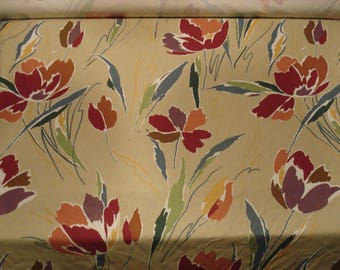 "3+ Yards Interior Fabric design Inc. - Medium Weight Upholstery/Crafting Fabric - 54"" Width"
