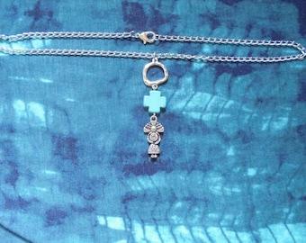 10%off Hopi Indian pendant necklace