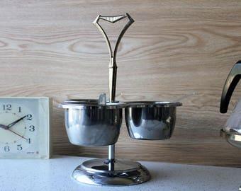 Vintage Condiment Serving Dish