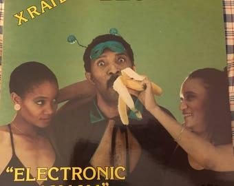 Blowfly Electronic Banana LP vintage vinyl record