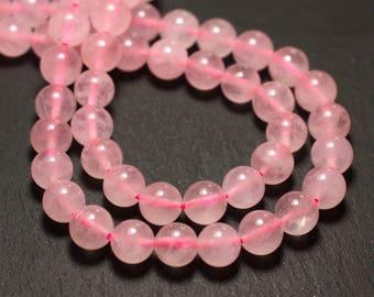 Stone - 1pc - bead 16mm 4558550037848 Rose Quartz