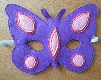 Children's Butterfly mask