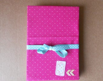 mini photo album is ready to fill (for teen)