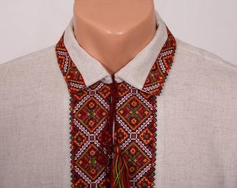 Vyshivanka Vishivanka / mens gift / ukranian / Mens Vyshyvanka / Ukrainian embroidery / Ethnic shirt / Ukrainian shirt / Ukrainian clothing