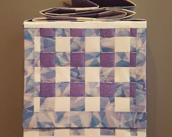 Duck Tape Messenger Bag-medium
