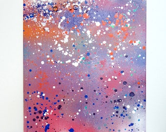 Sky Sprayed with Stars pt.1