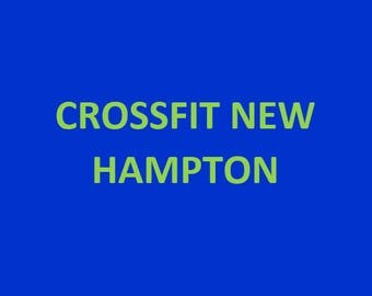 Crossfit New Hampton Winter Hat