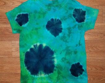 Lily Pond Kids Tie Dye Shirt