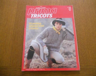 Prima knits fall/winter special edition 1983/1984