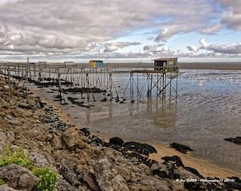 Blanks fishing Port des boats (Charente-Maritime)