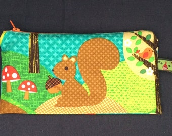 Kit cotton squirrel