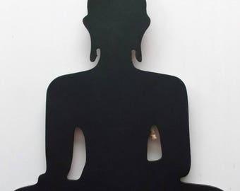 NEW DECORATIVE hanging MEMO slate - Buddha