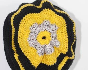 "Crochet hat ""Range Style"""