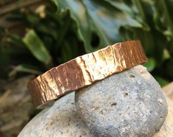 Pounded Copper Band