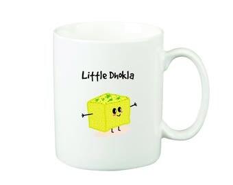 Little Dhokla Mug