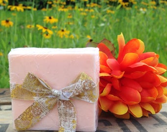 SimplyNourishedStore handmade with essential oil soaps.
