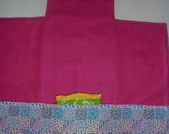 Carpet to Swaddle wandering foldable fleece and cotton