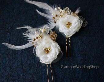 Wedding Hair Pin Bridal Hair Pins Bridal Headpiece Bridal Hairpiece Wedding Hair Bridal Hair Accessory Bridal Hair Piece