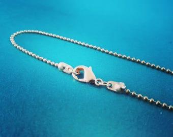 ☆ composing Bracelet / gold / string ball 1.5 mm ☆