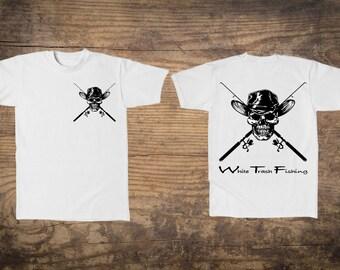 WTF- White Trash Fishing T-shirt