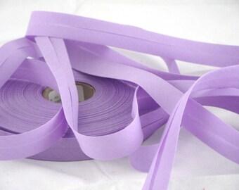 Violet Purple polycotton bias by the yard