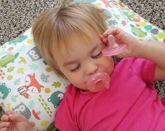 """Toddler Pillow - Pillow Case - Custom made Pillow Cases - 17"""" x 11"""""""