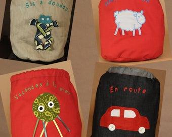Duffel bag, like a large - 2 Selection