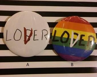 Choose a Loser Pin