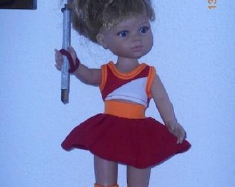 "outfit tennismane style """" Doll paola reina """""