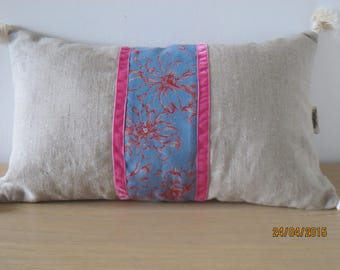 "Pillow cover ""Cherry blossom"""