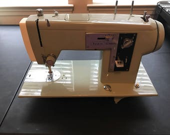 Vintage Sears Kenmore Sewing Machine