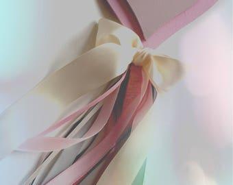 Bridesmaid Wand, Flower Girl Wand, Bridesmaid Gift, Flower Girl Gift, Wedding Wand, Wedding Sign, Fairy Wand, Princess Wand, Fairy Princess