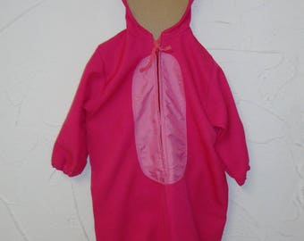 Pink Panther costume with hood