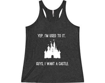 Flynn Rider's Castle
