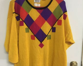 Vintage 90's sweater. Size Medium