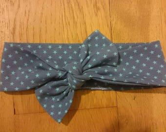 Ribbon Star Blue Opheline