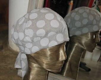 Hat, chemo head circumference 57-59 cm (elastic back)