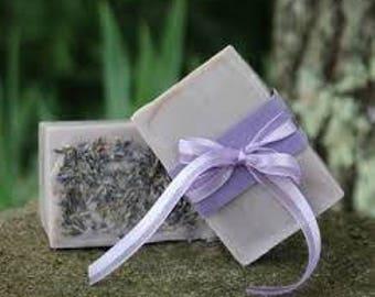 Lavender Soap Bars (2 Pack)