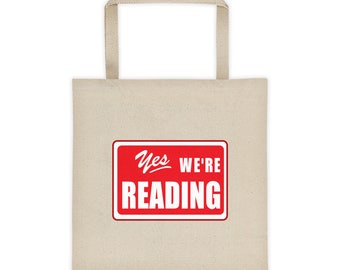 Reading Tote bag Read Across America Read Across the USA teachers gift literacy school teachers students principals motivation librarian