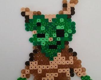 Zelda, Korok fuse bead fridge magnet