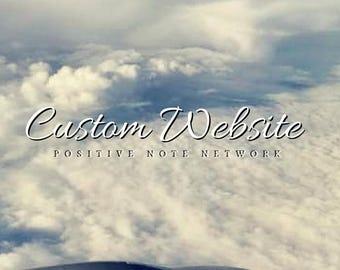 Custom Website // Basic