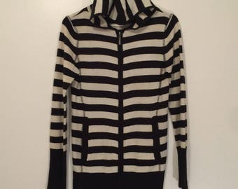 Stripped Sweater