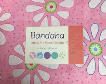 Bandana layer cake