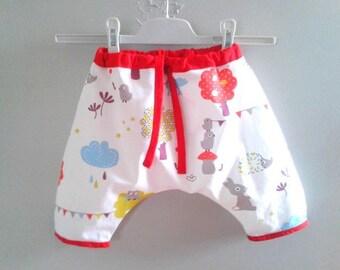 pants harem pants 12 months