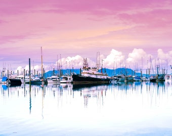 Boat 20x24 Glossy Print