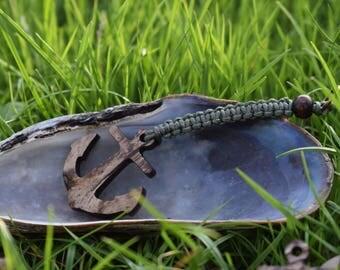 Macrium Key Chain with anchor